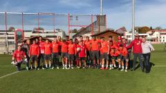 Indosport - Skuat Bayern Munchen.