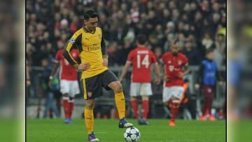Mesut Ozil, playmaker Arsenal.