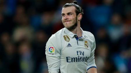 Pemain bintang Real Madrid, Gareth Bale. - INDOSPORT