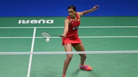 Tunggal putri ranking 5 dunia asal India, PV Sindhu. - INDOSPORT