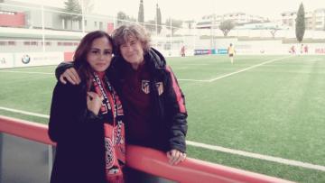 CEO Persijap Jepara, Puji Lestari melakukan studi banding dengan klub Atletico Madrid.
