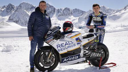 Avintia Ducati. - INDOSPORT