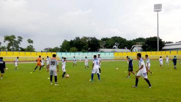 PSCS Cilacap telah siap menghadapi turnamen Cilacap Cup.