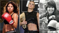 Indosport - Sejumlah atlet wanita yang berprestasi di berbagai cabang olahraga yang umumnya didominasi kaum pria.