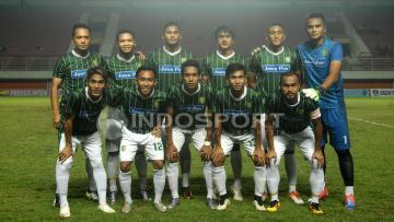 Skuat Persebaya Surabaya di Piala Dirgantara 2017.