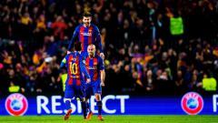 Indosport - Para fans PSG lakukan 'serangan fajar' jelang Liga Champions, Barcelona bakal ulangi hasil buruk?