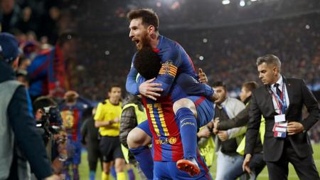 Lionel Messi. - INDOSPORT
