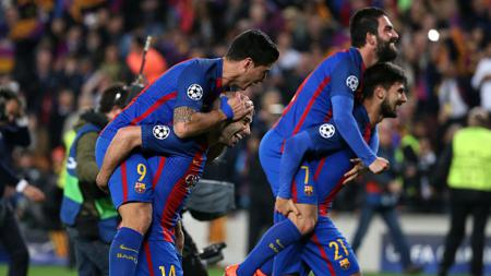 Tujuh pemain Barcelona akan didepak sebelum 8 Juli 2019. - INDOSPORT