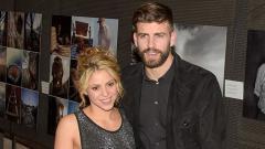 Indosport - Shakira dan Gerard Pique masih nyaman dengan kehidupan mereka sekarang meski belum berstatus suami-istri. Robert Marquardt/Getty Images.