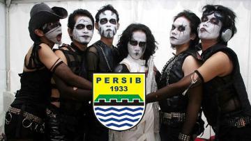 The Kubs, band asal Indonesia yang menciptakan lagu dukungan untuk Persib Bandung.