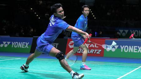 Tontowi Ahmad dan Liliyana Natsir (All England Open 2017). - INDOSPORT
