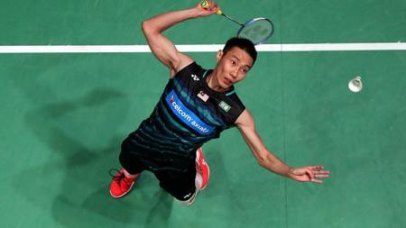 Pemain andalan Malaysia, Lee Chong Wei. - INDOSPORT
