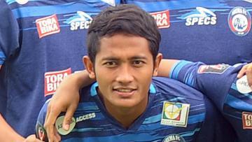 Pemain muda anyar Arema FC, Nasir.