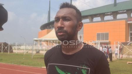 Patrich Wanggai saat masih membela Borneo FC. - INDOSPORT