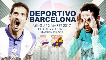 Prediksi Deportivo La Coruna vs Barcelona. - INDOSPORT