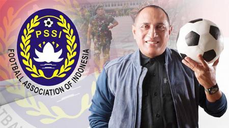 Ketua Umum PSSI, Edy Rahmayadi. - INDOSPORT