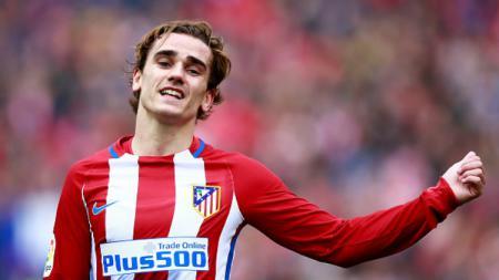 Pemain Atletico Madrid, Antoine Griezmann - INDOSPORT