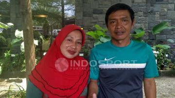 Kedua orang tua Gian Zola siap datang langsung ke Bogor.