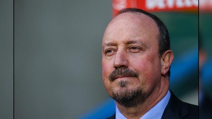 Rafael Benitez, pelatih Newcastle United. Copyright: Robbie Jay Barratt/GettyImages