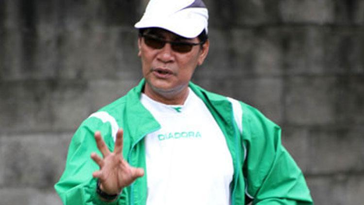 Pelatih PSS Sleman, Freddy Muli Copyright: Bola.net