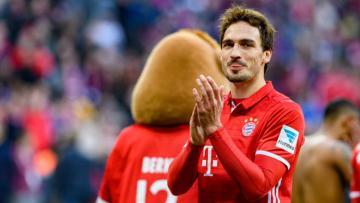 Bek andalan Bayern Munchen, Mats Hummels.