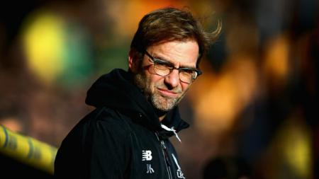 Pelatih Liverpool, Jurgen Klopp. - INDOSPORT