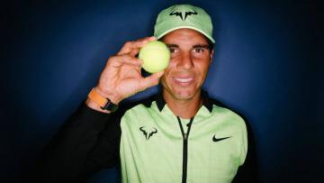Rafael Nadal melaju ke babak ketiga Indian Wells 2017.