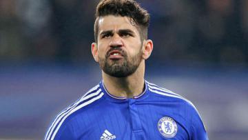 Penyerang Chelsea, Diego Costa.
