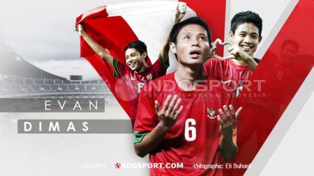 Evan Dimas Darmono. - INDOSPORT