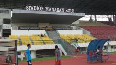 Indosport - Sistem tiket bioskop akan diterapkan di Stadion Manahan Solo.