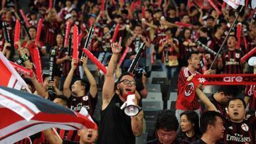 China menjadi destinasi kejuaraan sepakbola internasional.