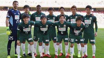 Skuat FC Gifu.