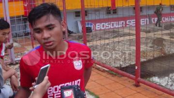 Wonderkid PSM Makassar, Asnawi Mangkualam Bahar.