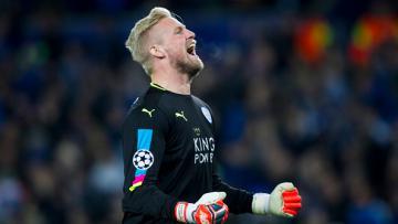 Kiper Leicester City, Kasper Schmeichel.