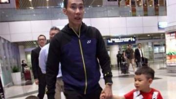 Lee Chong Wei.