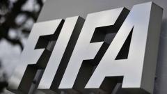 Indosport - Logo resmi FIFA.