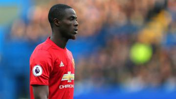 Bek Manchester United, Eric Bailly.