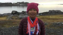 Indosport - Pelari maraton berusia 70 tahun, Chau Smith.