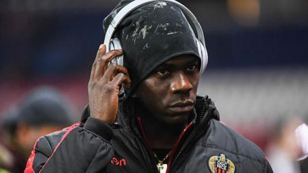 Menurut Patrick Vieira, kemampuan Mario Balotelli masih di bawah rata-rata. - INDOSPORT