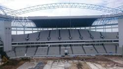 Foto terakhir Stadion Batakan, Balikpapan.