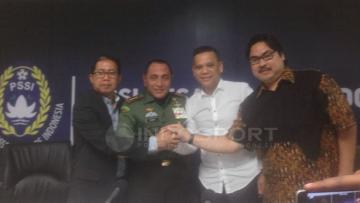 Manager Meeting dan Preskon Liga 1 Indonesia.