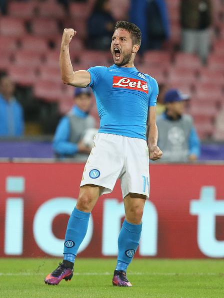 Zlatan Ibrahimovic ditukar dengan Dries Mertens? Copyright: Maurizio Lagana/Getty Images