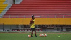 Widodo C. Putro resmi mengakhiri masa baktinya sebagai pelatih Sriwijaya FC.