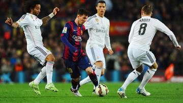 Duel Barca dan Madrid berpeluang kembali tersaji di Liga Champions musim ini.