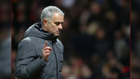 Pelatih Man United, Jose Mourinho - INDOSPORT