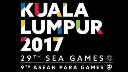 Logo SEA Games 2017. - INDOSPORT