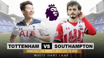 Prediksi Tottenham Hotspur vs Southampton.