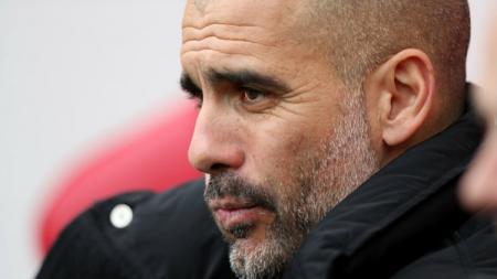 Manajer anyar Manchester City, Pep Guardiola. - INDOSPORT