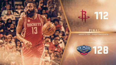 Shooting guard Houston Rockets, James Harden. - INDOSPORT