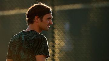 Petenis asal Swiss, Roger Federer.